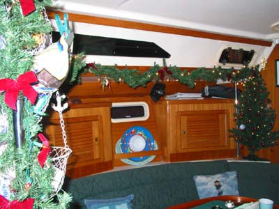 Christmas on Caloosa Spirit